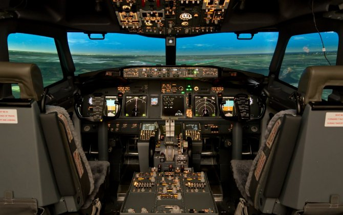 TRU Simulation + Training to Provide Boeing737MAX Full Flight Simulator to Icelandair Training Center