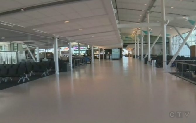 Trudeau airport unveils bigger, brighter international wing