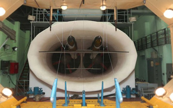 TsAGI explores promising two-fuselage aircraft