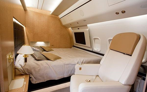 Tu-204 with VIP-apartments for $29 mln for Russian MIA