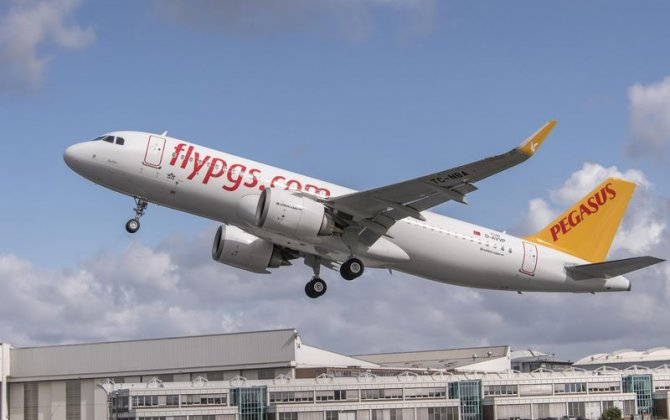 Turkey's Pegasus Airlines receives world's first CFM powered Airbus A320neo