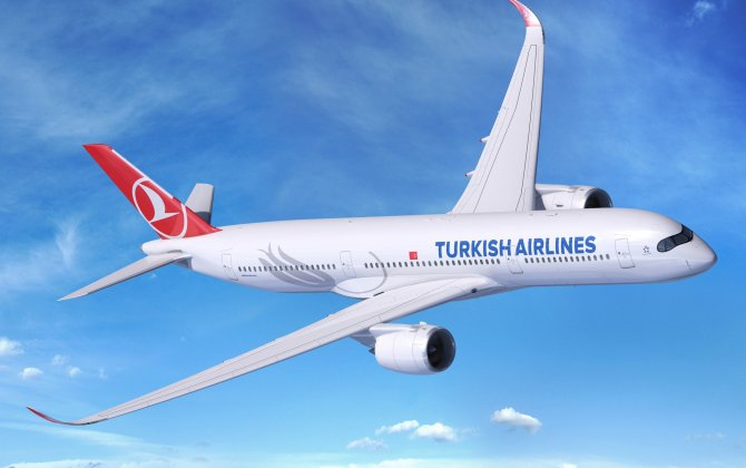 Turkish Airlines selects A350 XWB, lifting its fleet to new heights
