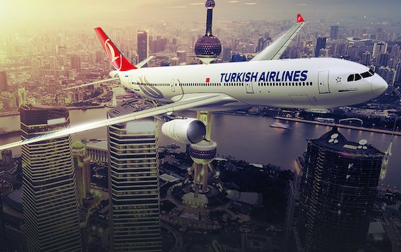 Turkish Airlines was the busiest operator in the Eurocontrol area after restarting
