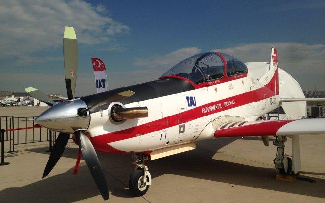 Turkish-Built Hurkus Passes EASA Test Flight
