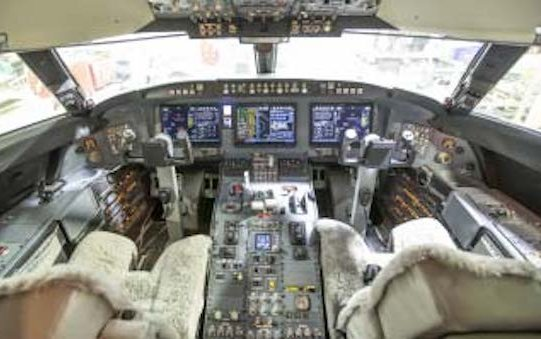 Turnkey 604XT Aircraft offered by Constant Aviation and Nextant Aerospace