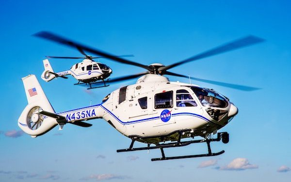 Two Airbus H135 delivered to support space exploration at NASA Kennedy Space Center
