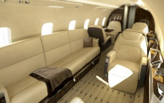 Two Bombardier Challenger 350 joined L.J. Aviation Grows Fleet