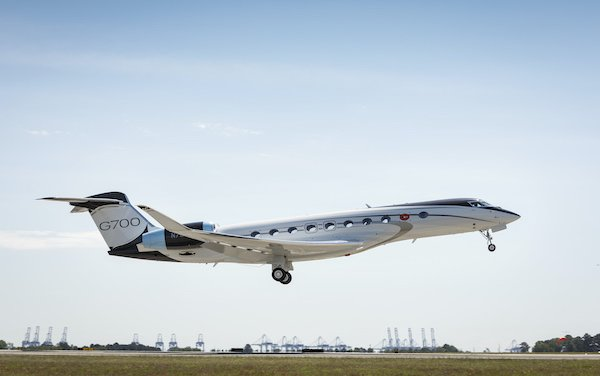 Two more Gulfstream G700 aircraft officially start flight testing