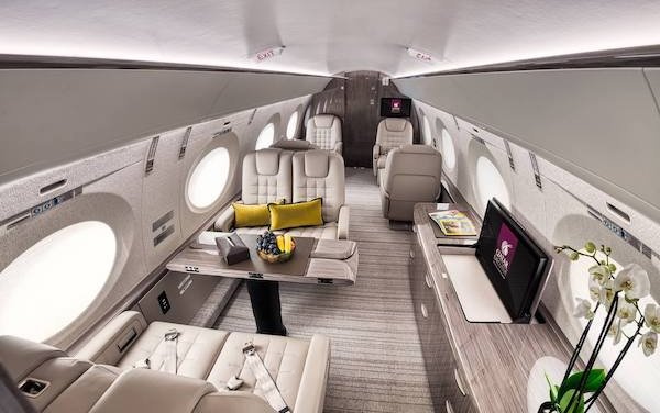 Two more Gulfstream Jets joined Qatar Executive fleet