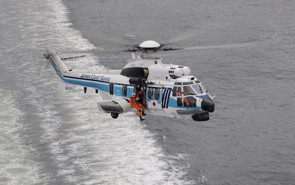 Two more H225 helicopters for Japan Coast Guard