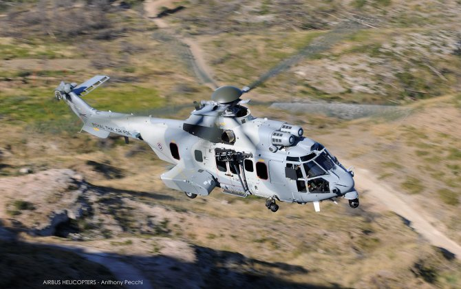 Two new H225Ms received by The Royal Thai Air Force
