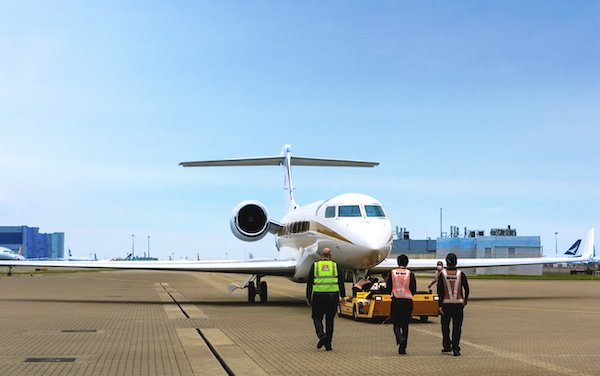 Two top-of-the-line aircraft joined TAG Aviation Asia fleet