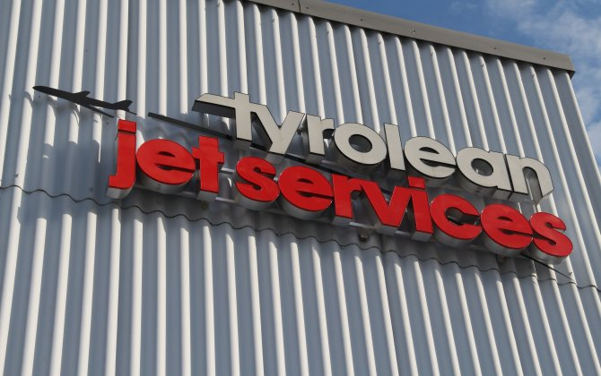 Tyrolean Jet Services - oldest in Europe and largest in Austria