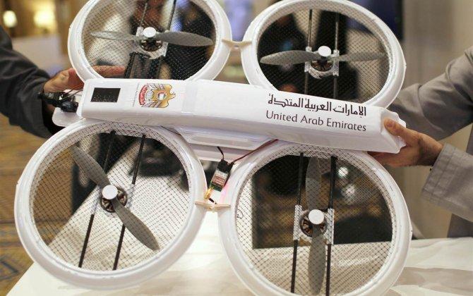 UAE aviation authority gives drone warning