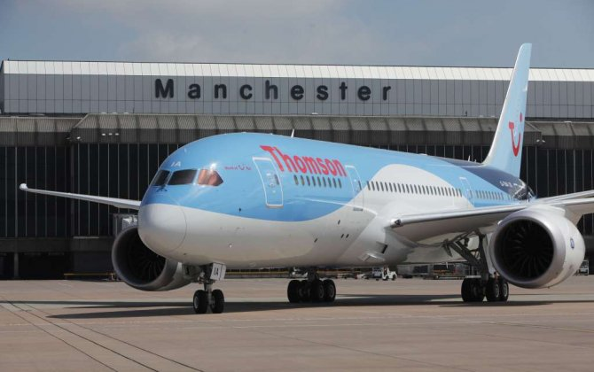 UK's First 787 Dreamliner Delivered To Thomson Airways