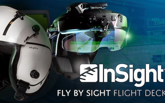 Universal Avionics Introduces Latest Developments in 'Fly by Sight' Flight Deck Concept