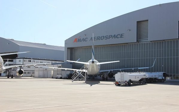 Updates: new and completed projects by AMAC Aerospace