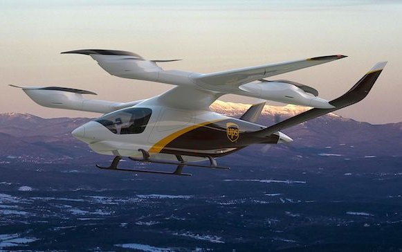 UPS Flight Forward adds innovative new aircraft, enhancing capabilities and network sustainability