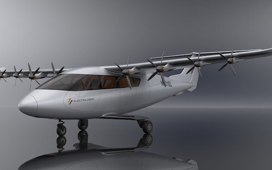 U.S. Air Force selects Electra for Ultra-Short Takeoff Aircraft Development
