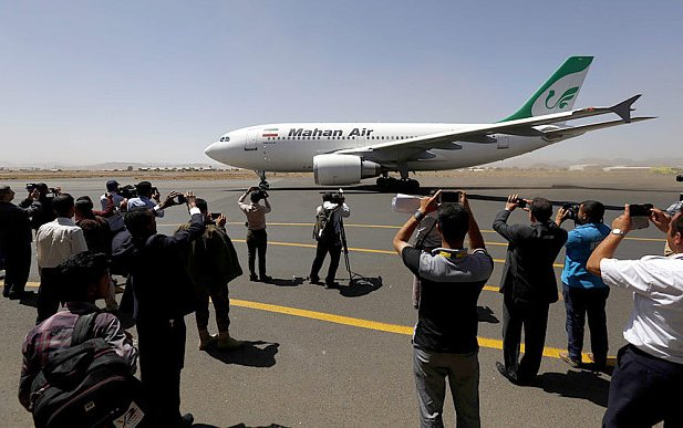 US blacklists two British businessmen for 'helping Iranian airline beat sanctions'