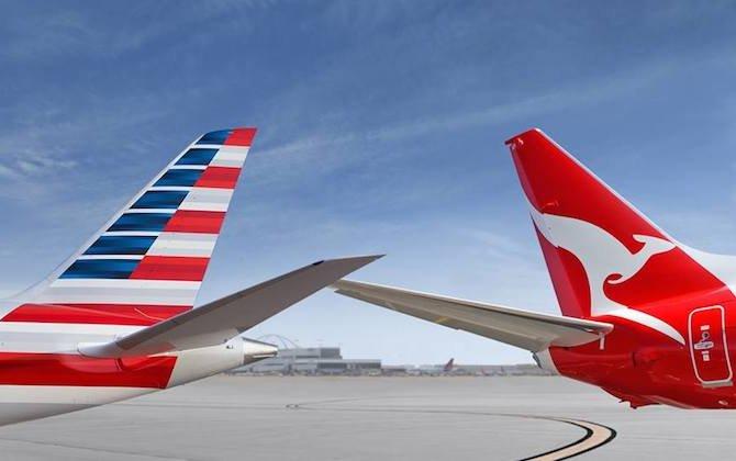 US DOT nearing decision on Qantas-American alliance