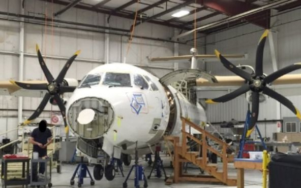 US spy plane cost $86m but 'never used'