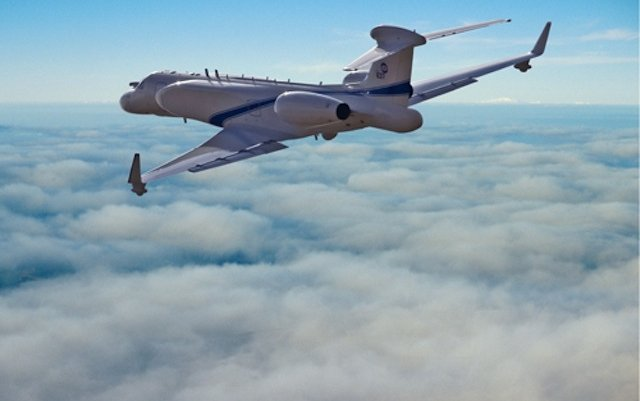 USAF proposes Gulfstream G550 CAEW to re-host electronic attack gear