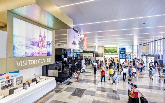 Václav Havel Airport Prague Reached Historic Milestone when handled 15 Million Passengers
