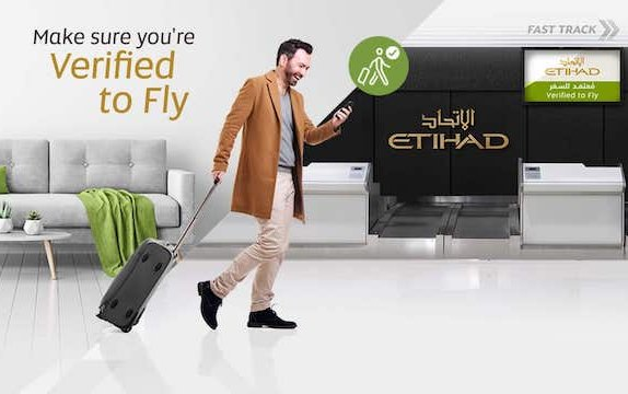 Verified to Fly - Etihad Airways introduces travel document initiative