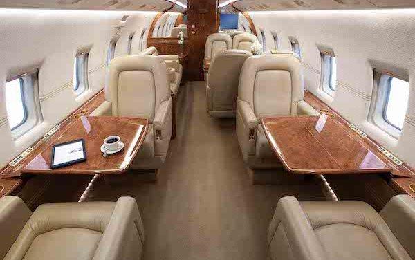 Vertis Aviation adds Africa-based Challenger 604 to portfolio