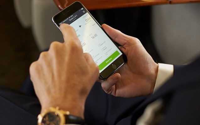 Victor launches popular app for jet-booking German travellers