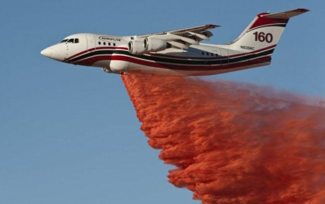 Victoria to spend $11.1m to secure extra firefighting aircraft