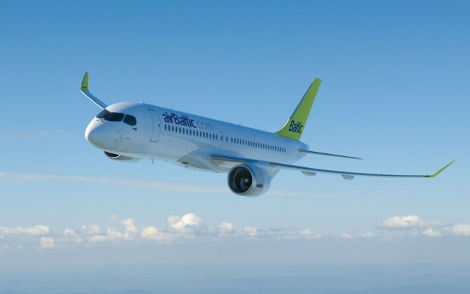 Video: airBaltic Pilots About Bombardier CS300