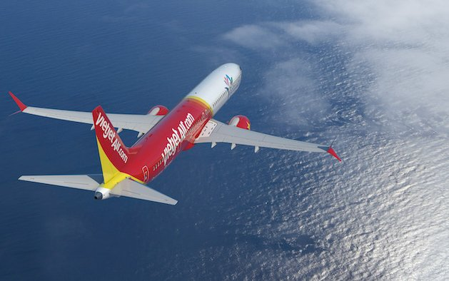 Vietjet Announce Order for 100 Boeing 737 MAX Airplanes