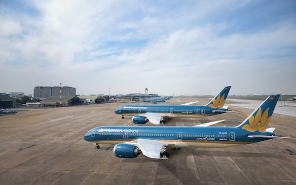 Vietnam Airlines to resume scheduled international flights