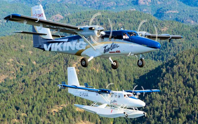 Viking Signs Twin Otter Series 400 Multiple Aircraft Purchase Agreement with Tara Air of Nepal