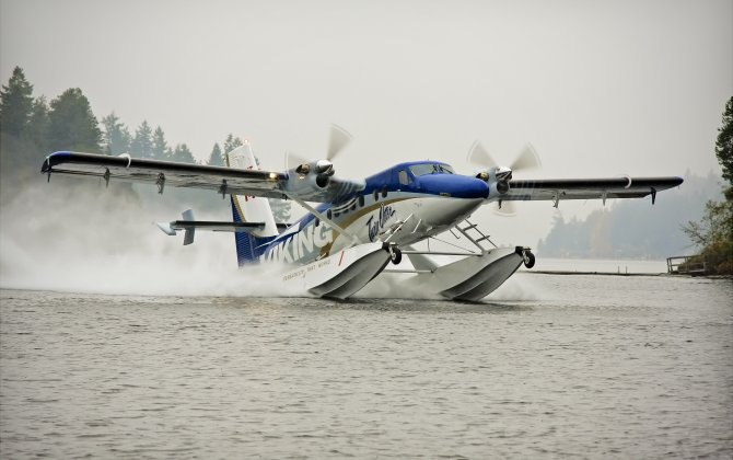 "Viking Twin Otter Series 400 Level ""D"" Full Flight Simulator Receives Qualification from Transport Canada"