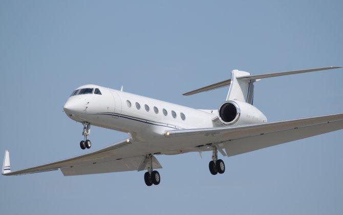 VIP aircraft world test flight demonstrates seamless connectivity of Inmarsat Global Xpress