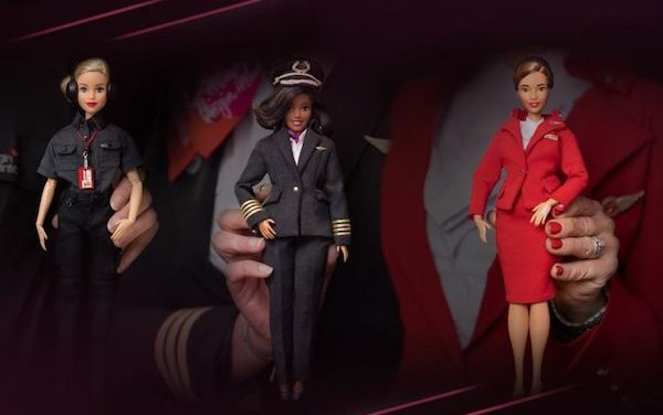 Virgin Atlantic encourages STEM & aviation careers for girls