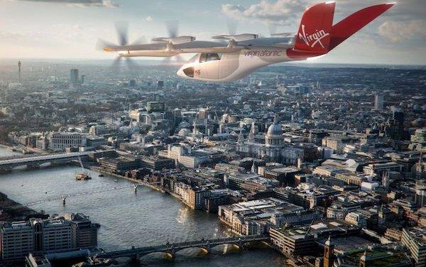 Virgin Atlantic partners with Vertical Aerospace