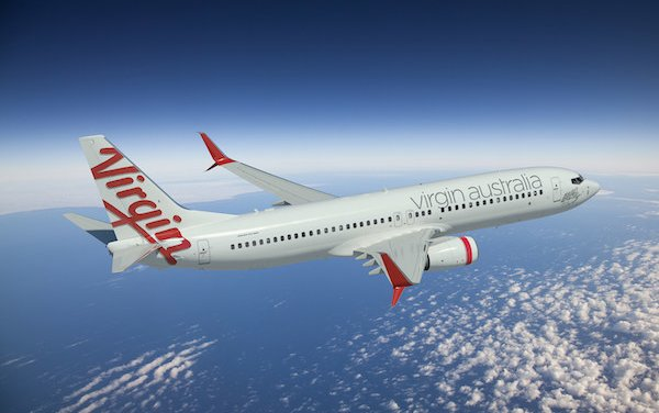 Virgin Australia - First Operator of Split Scimitar Winglets in Australia