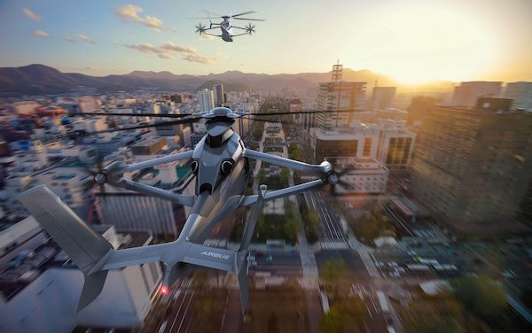 Vision Systems partners Airbus Helicopters to develop RACER