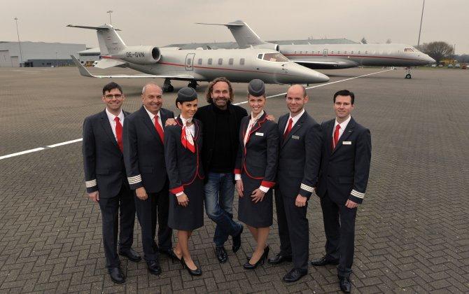 VistaJet Celebrates Record 2015