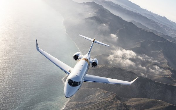VistaJet is the customer for previously disclosed order for 10 Challenger 350 Aircraft