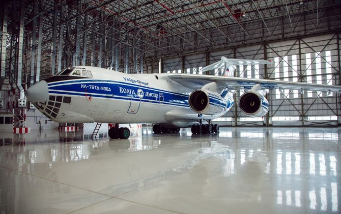 Volga-Dnepr Technics Moscow adds Sukhoi Super Jet 100 to its MRO capability