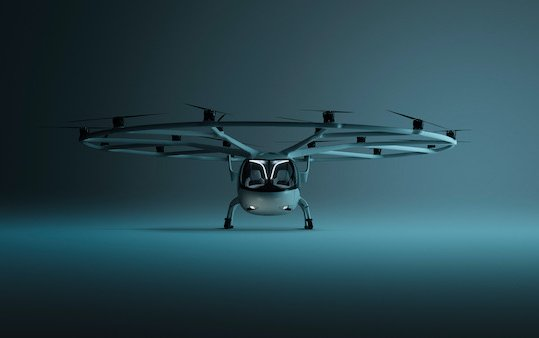 Volocopter raised €200 Million in Series D Funding Round