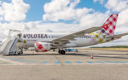 Volotea selects Airbus Services for A319 Family pilot training