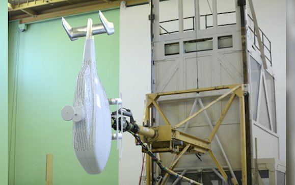 VRT500 helicopter passed first stage of aerodynamic tests