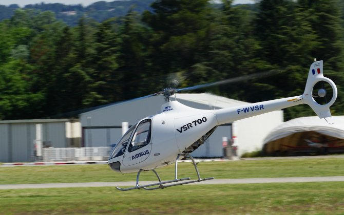 VSR700 demonstrator performs first autonomous flights
