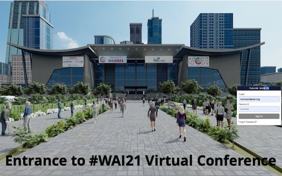 WAI Concludes Successful First Virtual Conference